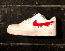 Afbeelding in Gallery-weergave laden, NIKE Air Force 1 '07 Red Drip