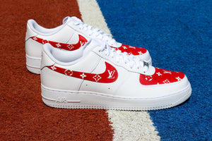 NIKE Air Force 1 '07 Red LV