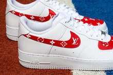 Afbeelding in Gallery-weergave laden, NIKE Air Force 1 '07 Red LV