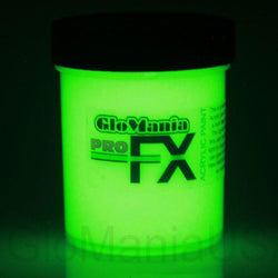ProFX GID Invisible Neutral Glow in the Dark Strontium Aluminate acrylic paint - Glomania