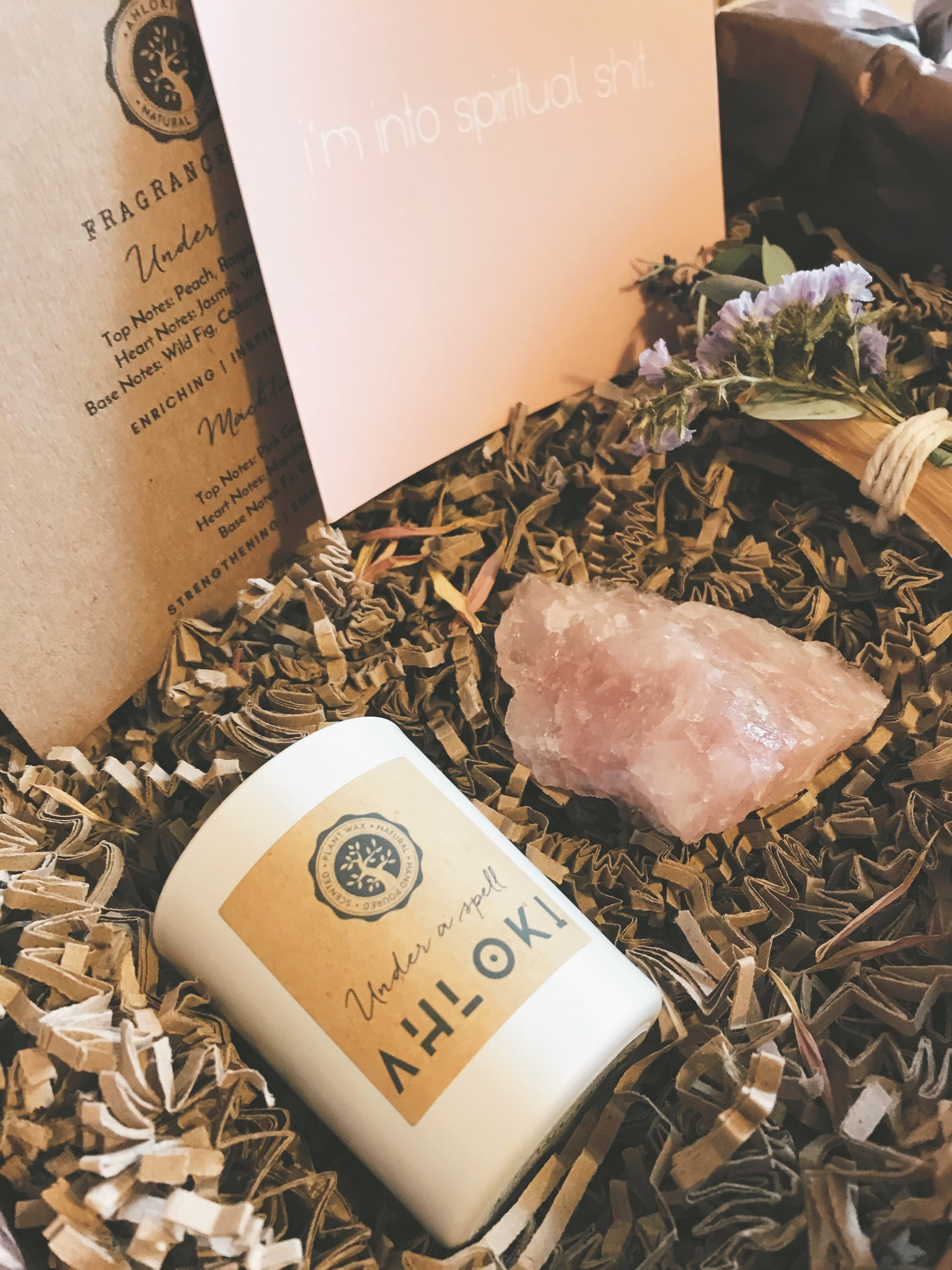 Self-care and Gratitude - The Little Ritual Kit