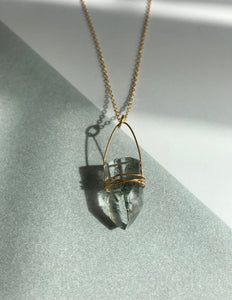 Chlorite In Quartz Gold