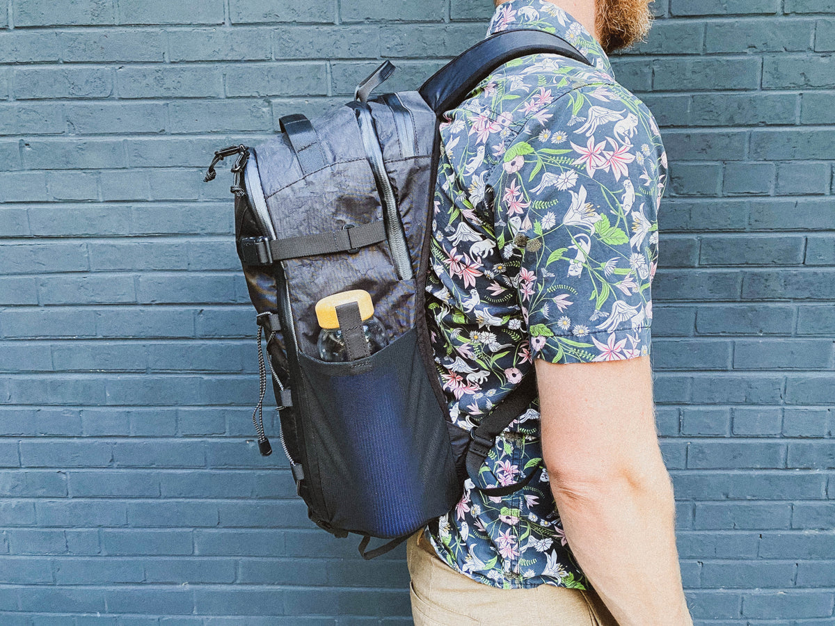 Experiment 001: Laptop Daypack