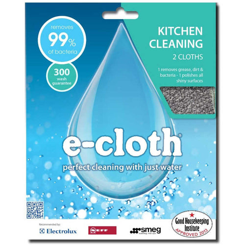 E-Cloth Kitchen Cleaning Pack (2 Cloths)