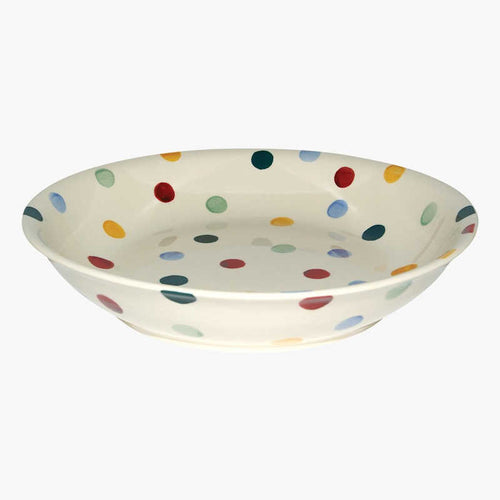 Emma Bridgewater Polka Dot Medium Pasta Bowl