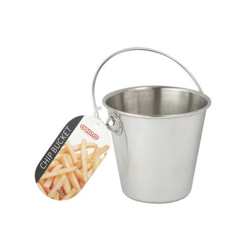 Apollo Stainless Steel Chip Bucket