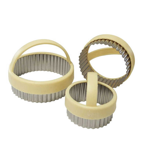 Eddingtons Fluted Cutters (Set of 3)