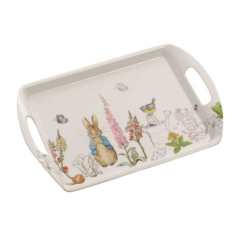 Peter Rabbit Classic Melamine Tray