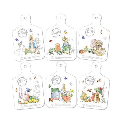 Peter Rabbit Classic Melamine Mini Chopping Board
