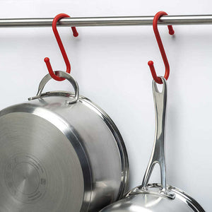 Zeal Kitchen 'S' Hook (Various Colours)
