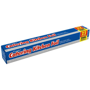 Essential Housewares Catering Kitchen Foil 22m*450mm
