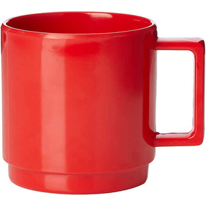 Zeal Melamine Stackable Mugs