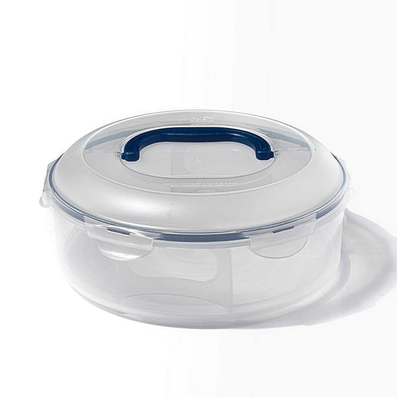 LocknLock Round Cake Carrier