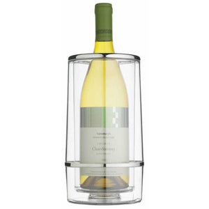 BarCraft Acrylic Double Walled Wine Cooler