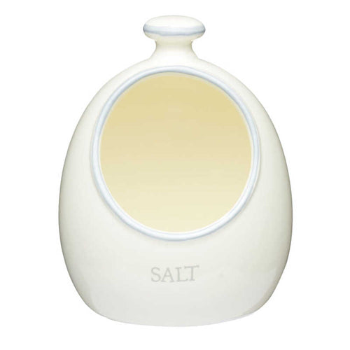KitchenCraft Classic Collection Ceramic Salt Pig