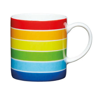 Kitchen Craft 80ml Porcelain Espresso Cup Rainbow