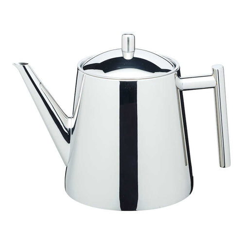 Le'Xpress Stainless Steel Infuser Teapot
