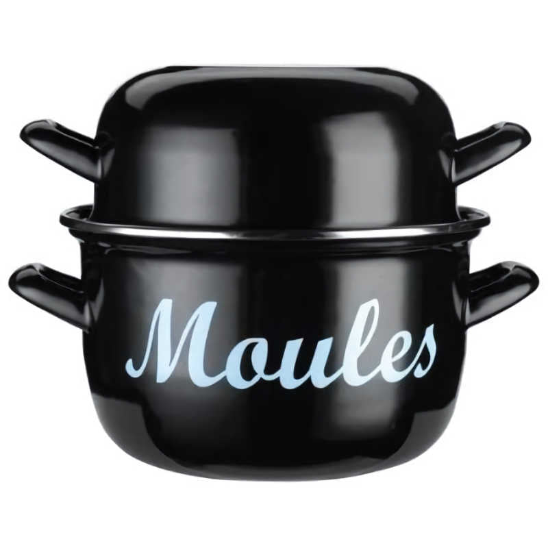 Kitchen Craft World of Flavours Mediterranean Standard Mussels Pot