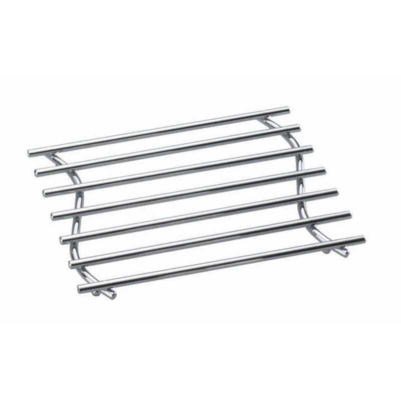 Kitchen Craft Chrome Plated Medium Deluxe Heavy Duty Trivet