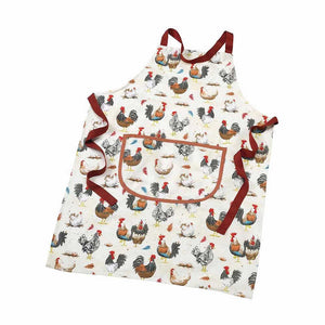 Stow Green Rooster Cotton Apron