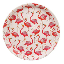Load image into Gallery viewer, Sara Miller Flamingo Deepwell Tray
