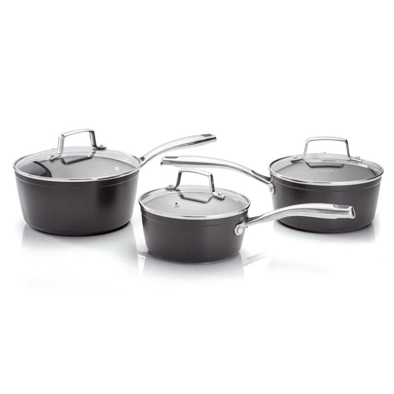Stellar Rocktanium 3 Piece Pan Set