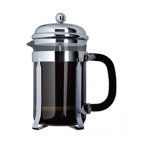 Cafe Ole Chrome Cafetiere