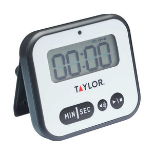 Taylor Pro Super Loud Digital Timer with Light Alert