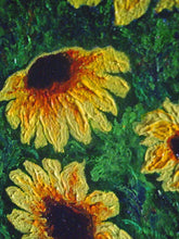 Load image into Gallery viewer, Eve rising in the Sunflowers