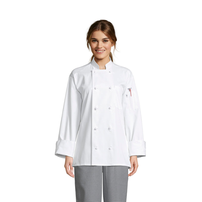 Journeyman Chef Coat #0403P *Closeout*