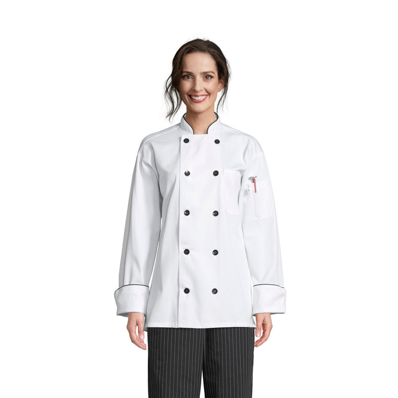 Madrid Chef Coat #0407 *Closeout*