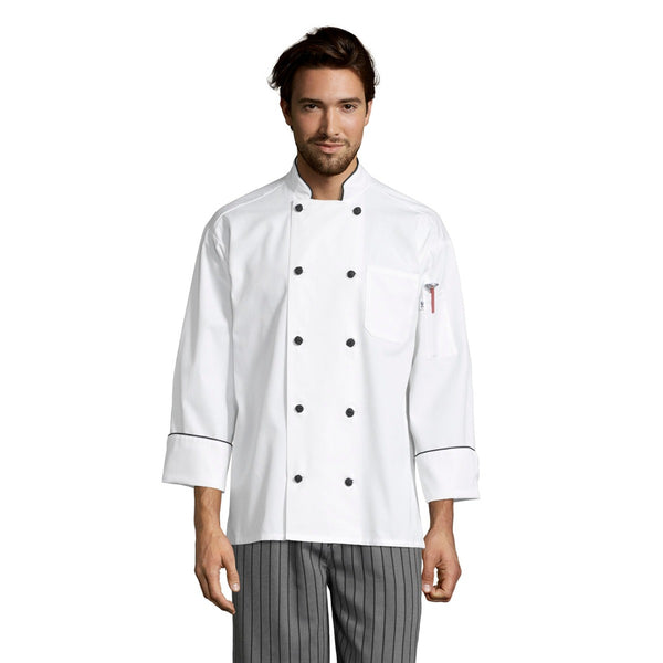 Barcelona Chef Coat #0408 *Closeout*