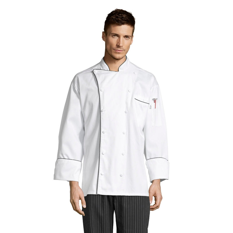 Provence Chef Coat #0442C *Closeout*