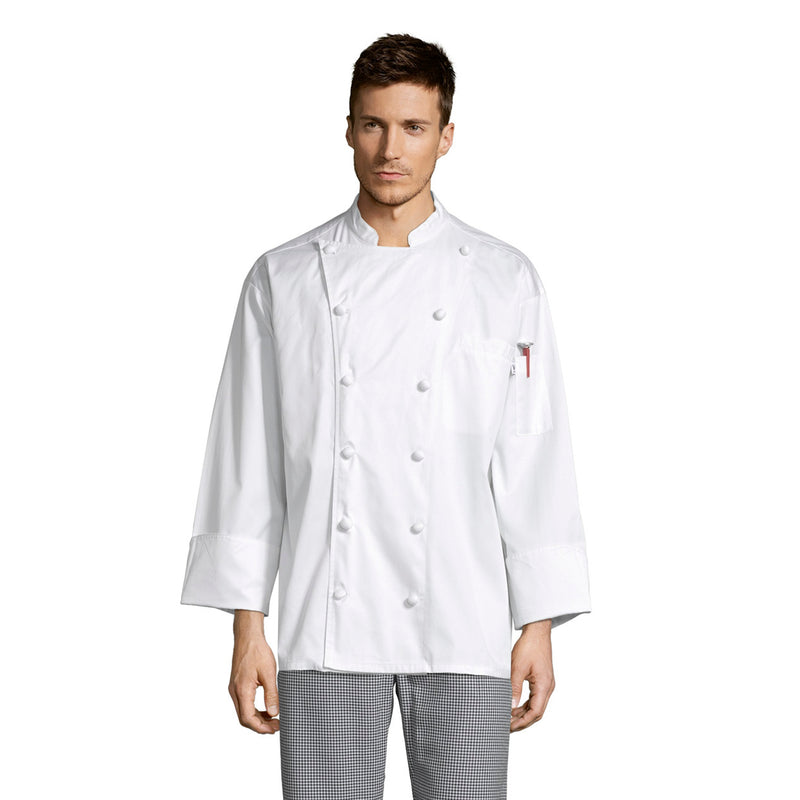 Master Executive Chef Coat #0451ec *Closeout*