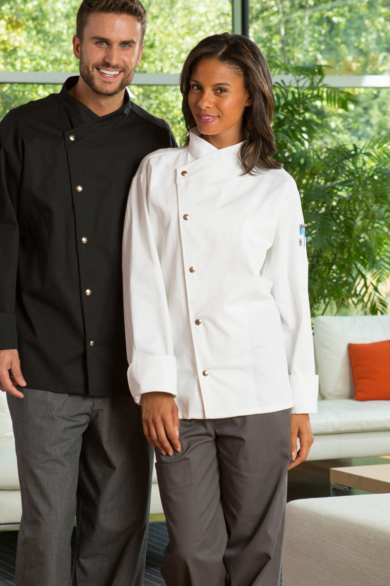 Caliente Pro Vent Chef Coat #0492 *Closeout*