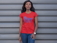 Load image into Gallery viewer, Dope & Degreed: HBCU Inspired Tee