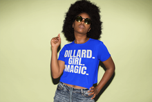 Load image into Gallery viewer, HBCU Girl Magic Tee