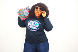 HBCUs A Different World Long Sleeve Tee