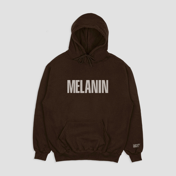 That Melanin Though Hoodie