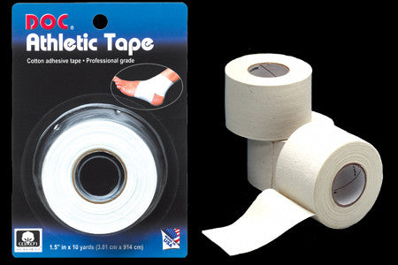 Athletic plaster tape
