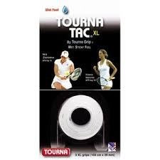 Tourna Tac tennis overgrip white