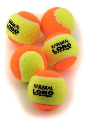 Karakal Solo Orange tennis balls  Dozen
