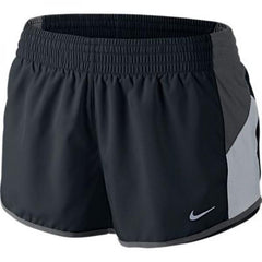 Nike Racer running shorts Black and silver