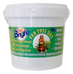 OhSoBright Multi-Purpose Tea Tree Sanitizing gel 1kg