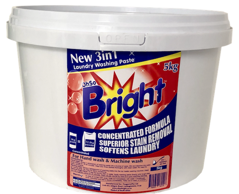 OhSoBright 5kg Laundry washing paste