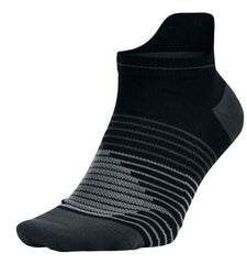 Nike Performance Lightweight Quarter Running Sock-Black