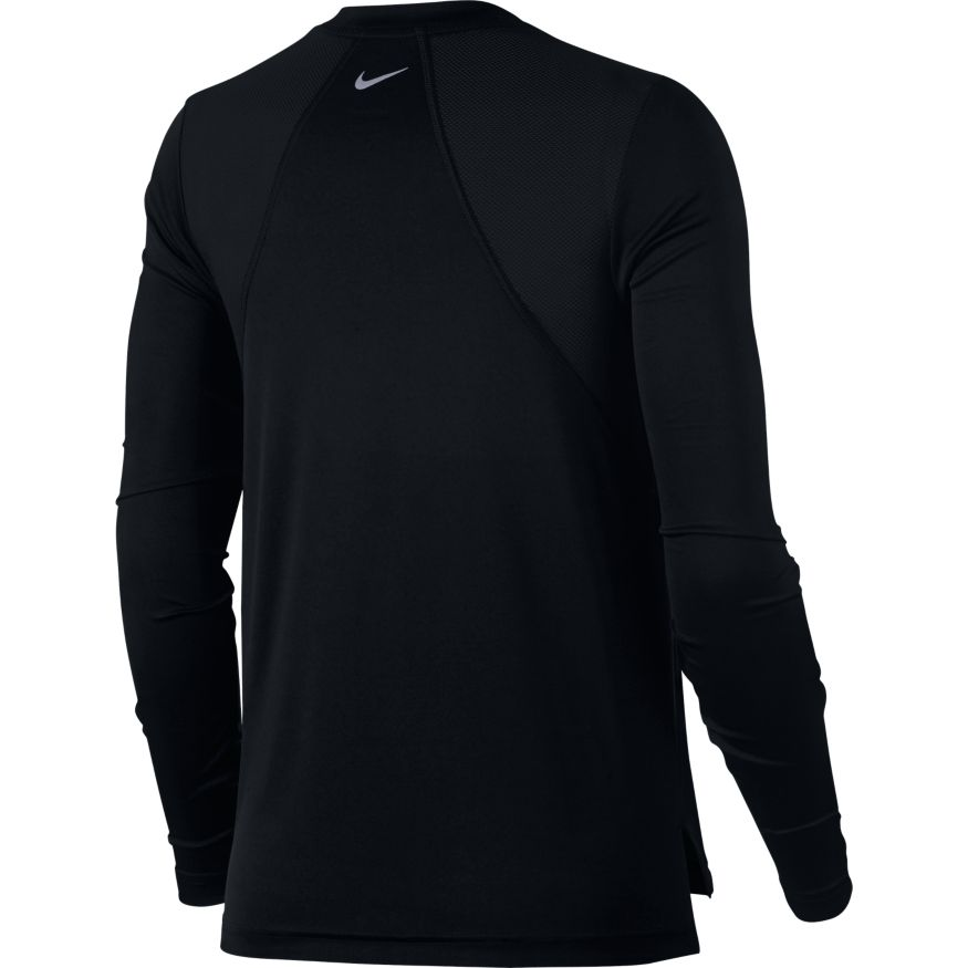 70e3ad82 Nike Women's Miler Long-Sleeve Running Top -Black | Sportexpress.co.za