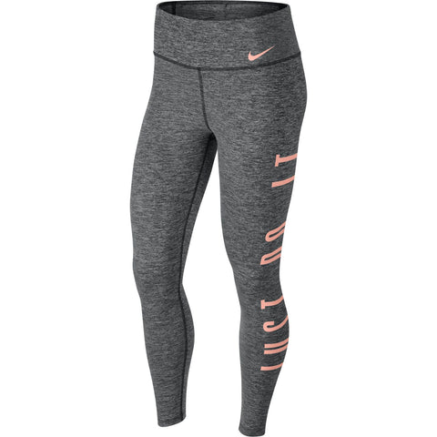 Nike Women's Power Mid-Rise Graphic Training Tights