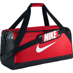 Nike Team Duffel Bag (Medium) - Red