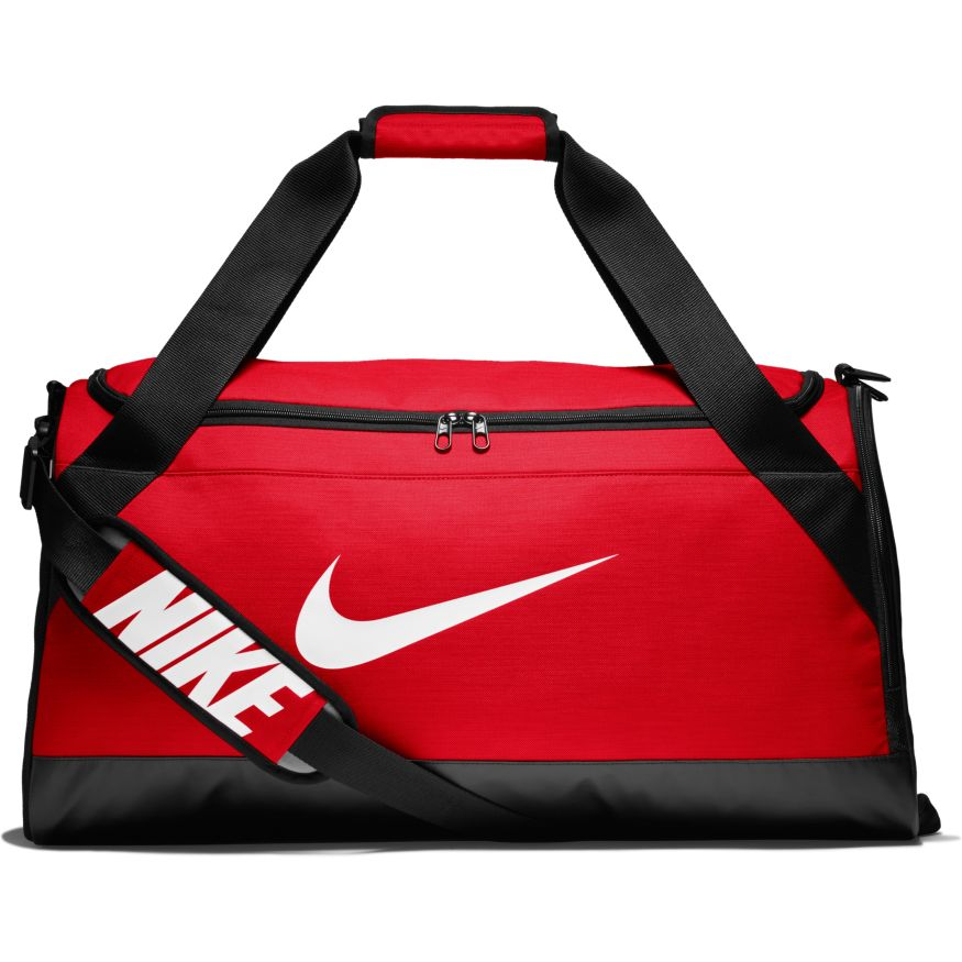 d7d5817c3a Nike Team Duffel Bag (Medium) - Red | Sportexpress.co.za